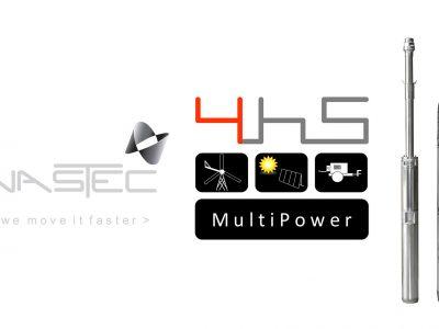 Bombas Multiuso para 220 V (AC) o Energía Fotovoltaica (DC)
