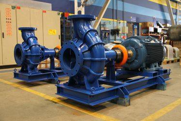 Proyecto Impulsión Agua de Proceso