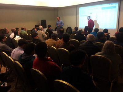 Con éxito se realizaron los seminarios de Calpeda / Dreno