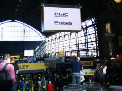 Exitosa participación en la Gran Feria de Capacitación