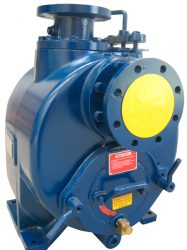 SELF-PRIMING CENTRIFUGAL PUMP WITH BEARING BODY SPT-4