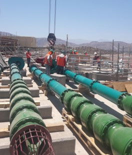 Proyecto - Bombas VTP - Codelco
