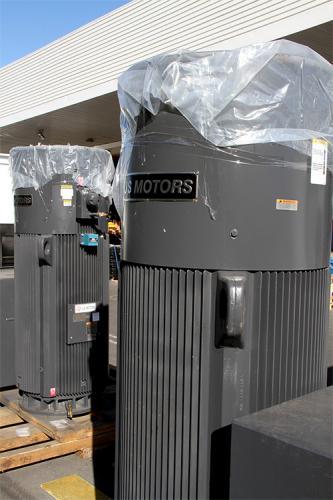 Proyecto - Bombas VTP - Motores - Codelco